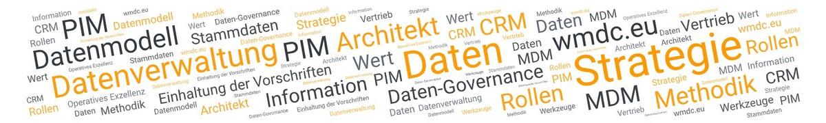 WMDC Datenverwaltung