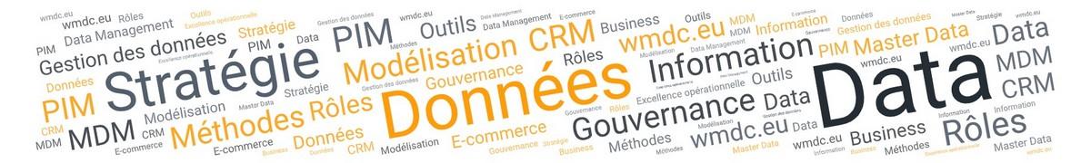WMDC management des données