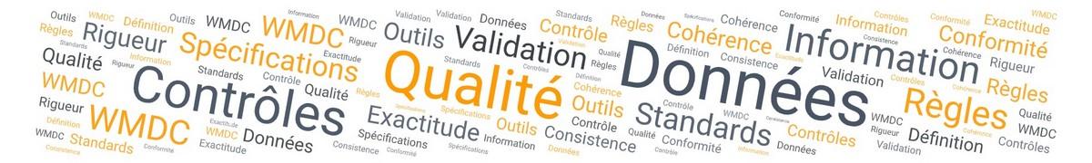 WMDC qualité des données